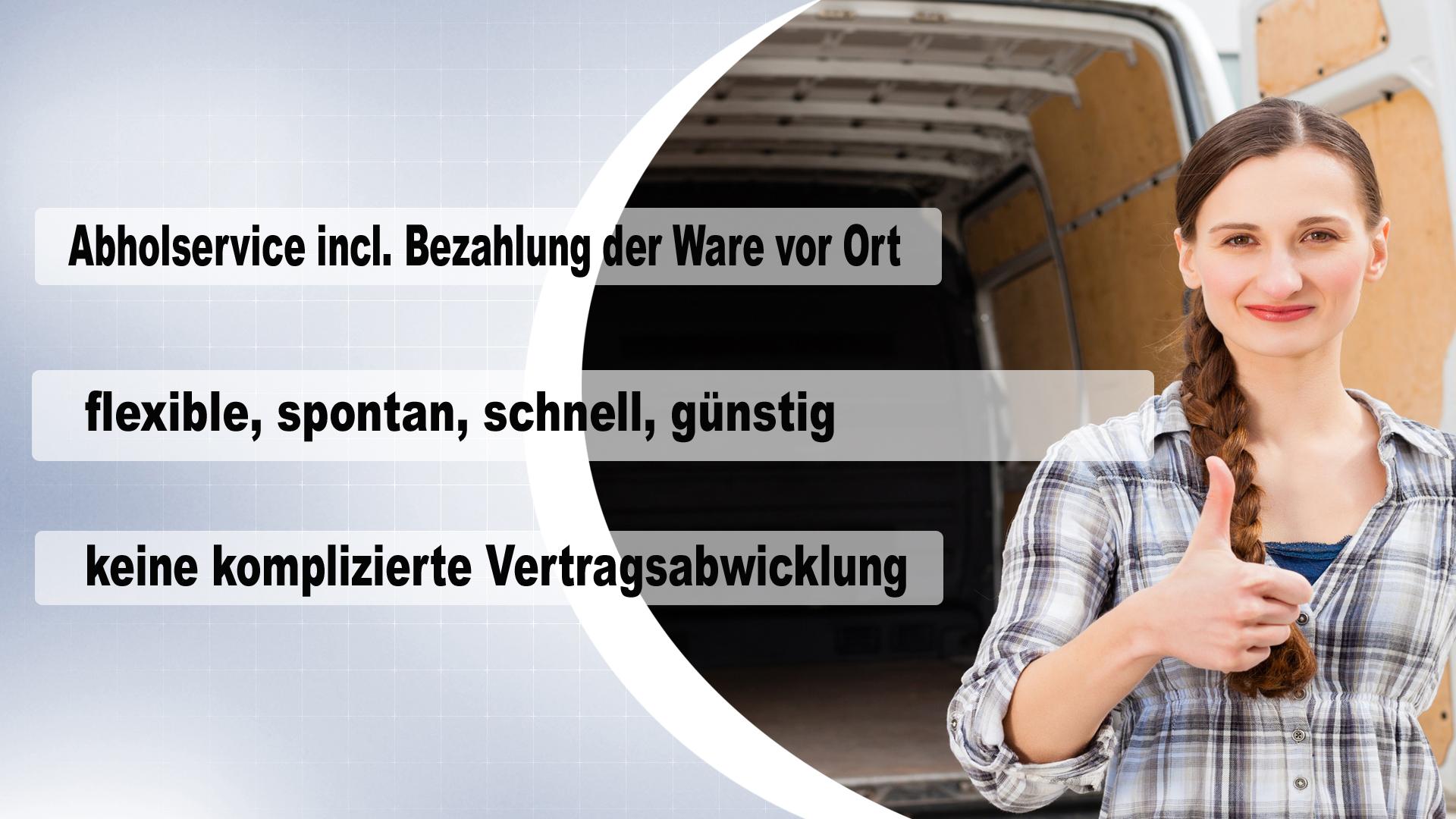 Gütertaxi / Möbelwagen / Lasttaxi